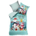 3D Бебешко спално бельо - Snow man