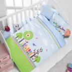 Бебешко спално бельо - Bird Garden