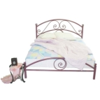 Метално легло Стела