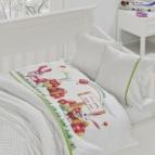 3D Бебешко спално бельо-Бамбук - Pavlik