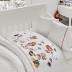 3D Бебешко спално бельо-Бамбук - Mermaid