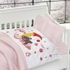 Бебешко спално бельо-Бамбук - Sleeper Pink