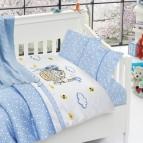 Бебешко спално бельо-Бамбук и одеяло - Котенце