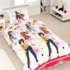 Детски спален комплект Крейзи Гърлс