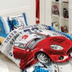 Детски спален комплект Време за старт