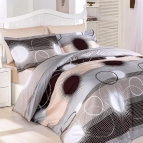 Двоен спален комплект Elena Kahve