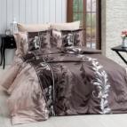 Двоен спален комплект Eylul Kahve