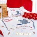 Детски спален комплект Слончета