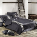 Луксозен спален комплект DARK FLORA