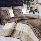 Спално бельо Натура - Кафяв