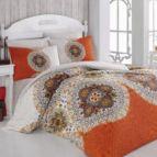 Спално бельо Хармони - Оранжев