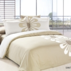 Луксозен спален комплект с бродерия - SANTA LUCIA