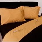 Спален комплект с бродерия - Кокиче