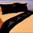 Спален комплект с бродерия - Стълба