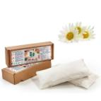 Възглавница с ароматен пълнеж от лайка и лимец