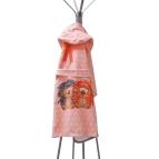 Детски халати за баня DF - Таралежи - М
