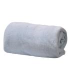 Одеяло микрофибър - светло син