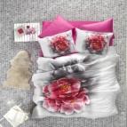 3D Спално бельо памучен сатен - СИКРЕТ