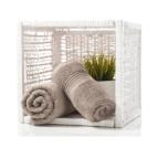Хавлиени кърпи Елегант - сив