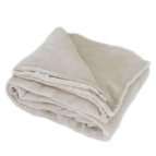 Одеяло микрофибър - бежов
