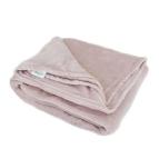Одеяло микрофибър - розов