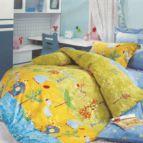 Единичен спален комплект Айланд