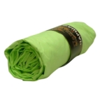 Долен чаршаф с ластик - Зелен