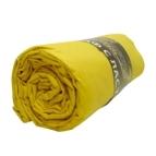 Долен чаршаф с ластик - Жълт