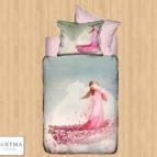 Спално бельо 3D - Flowers girl