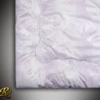Зимна олекотена завивка Индийски мотиви лила