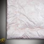 Зимна олекотена завивка Орнамент розово