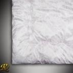 Зимна олекотена завивка Орнамент сребро