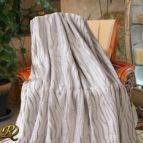 Одеяло Бриз бежово варен ефект
