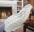 Одеяло памук - Звезди