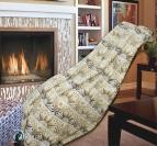 Одеяло памук - Орнаменти в бежово