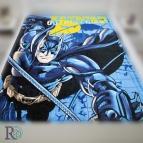 Детско одеяло Батман