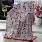 Одеяло Флоренция - червена