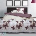 Спално бельо памук щампа - Пеперуди