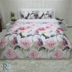 Спално бельо памучен сатен Леонарда