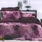 Спално бельо памучен сатен Вавилон