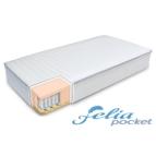 РосМари еднолицев пружинен матрак - Фелия Покет
