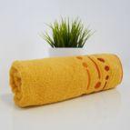 Хавлиени кърпи Ема 500гр - жълт