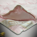 Комплект олекотени завивки 3 в 1 - розово