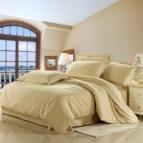 Спално бельо Ранфорс - Пясъчно
