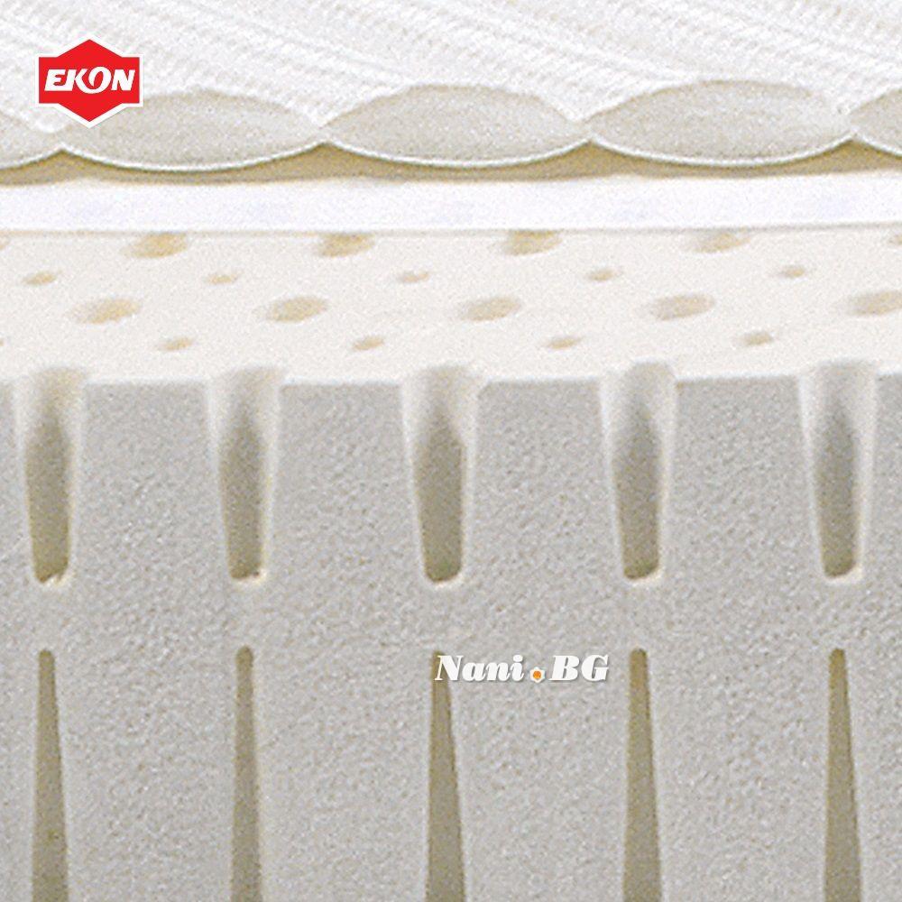 матраци от пенолатекс МАТРАЦИ / Матрак от пенолатекс Лукс   18см М средно твърд матраци от пенолатекс