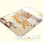 Одеяло Сибирски тигър 377