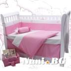 Бебешко спално бельо - Игриво Мишленце