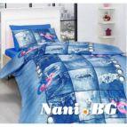 Детски спален комплект Мечо пират