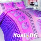 Единичен спален комплект Стела