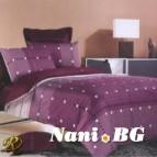 Двоен спален комплект Лавандула